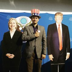 Who do you think is gonna win?  Tough Competition!  #US #election2016