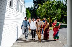 Indian groom arriving at wedding ceremony venue https://www.maharaniweddings.com/gallery/photo/154809