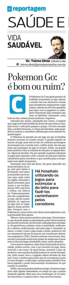 Pampulha - sábado, 20.8.2016 by Tecnologia Sempre Editora - issuu