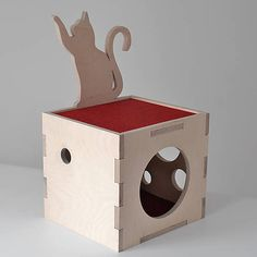 Domček pre mačku