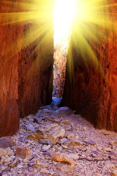 ✯ Standley Chasm - McDonald Ranges, Outback, Central Australia