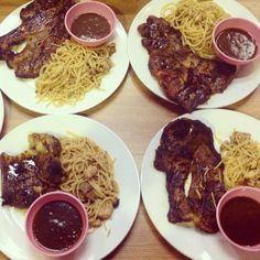 #mostwanted #combo #7spiceslambchop #spicyolio #originalrecipe #1 #tripadvisor #foodiliciouskitchen #bestofshahalam #kualalumpur #malaysia