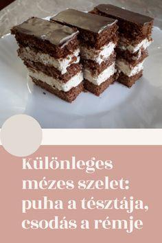 Hungarian Food, Hungarian Recipes, Cake Cookies, Tiramisu, Dessert Recipes, Ethnic Recipes, Hungarian Cuisine, Desert Recipes, Tiramisu Cake