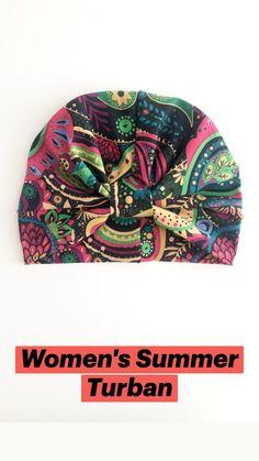 Summer Outfits Women, Hair Loss, Beanie Hats, Head Wraps, Scrunchies, Headbands, Turbans, Cupboards, Organization