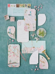 These beautiful watercolor stationery wedding invitations are a perfect upgraded detail for your wedding! This fun detail is a great addition to add to your wedding to-dos and create a nice mix of your wedding colors. Bohemian Wedding Stationery, Unique Wedding Invitations, Wedding Invitation Design, Wedding Stationary, Invitation Ideas, Invitation Cards, Invitation Wording, Invites, Chinoiserie