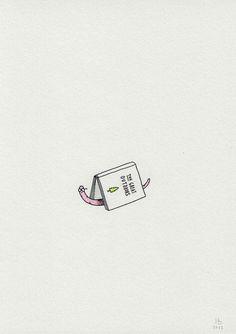 Minimal Illustration Puns by Jaco Haasbroek - UltraLinx