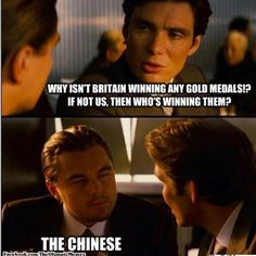 Olympic memes are great. Go USA!!!:)