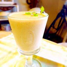 国産アカシアの純正蜂蜜で♪( ´▽`) - 40件のもぐもぐ - 濃厚バナナジュース by miebo