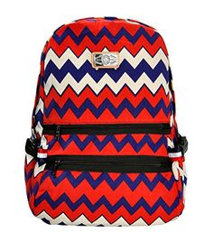 ZLYC Girls Chevron backpack School Handbag Book Bag Tote Fit Up To 15 Inch Laptop ZLYC http://www.amazon.co.uk/dp/B00ME3J264/ref=cm_sw_r_pi_dp_6N13tb0X4MZ4QMND