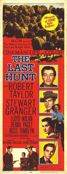 A última caçada (1956)