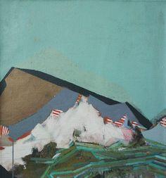 ANDY CURLOWE: BAD LAND / MAUVAISES TERRES / MAKO SICA | Galerie D'Este