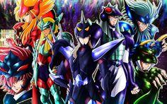 Asgard Saints || Dioses Guerreros de Asgard