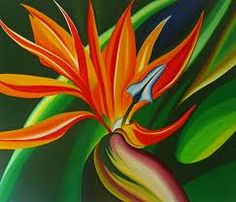 tropical painting - Google Search