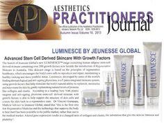 Using Luminesce has changed my skin dramatically!  Www.goagelesswithjanet.jeunesseglobal.com