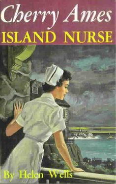 """Read """"Cherry Ames Island Nurse"""" by Helen Wells available from Rakuten Kobo. Little does Nurse Cherry realize when distinguished Sir Ian Barclay is rushed by his nephew Lloyd to Hilton Hospital tha. Nursing Books, Funny Nursing, Nursing Memes, Books To Read, My Books, Vintage Nurse, Nurse Quotes, English, Vintage Books"""