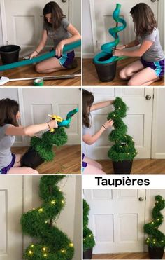 Diy Home Crafts, Holiday Crafts, Holiday Decor, Summer Crafts, Kid Crafts, Christmas Lights, Christmas Wreaths, Christmas Crafts, Pool Noodle Crafts