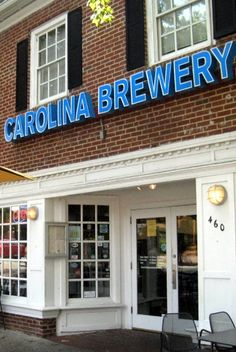 Great for a local brew, a game and some food with friends. #ChapelHill #FranklinSt