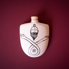 TAUS | HIP FLASK | THE OM