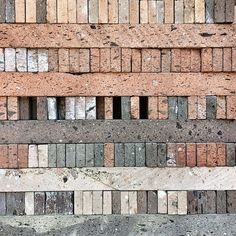 archdaily:  Mexican Bricks #architecture #archdaily #mexico #brick #instagood #iphonesia #materials (at Las Trajineras Xochimilco)