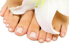 beautiful nails without fungus