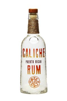 Caliche Rum.. Awesome packaging! PD