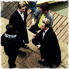 John and Edward do Oxford