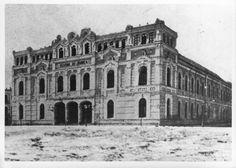 Teatro Romea Murcia, Granada, Louvre, Plaza, Building, Travel, Beautiful, Abandoned Places, Wanderlust