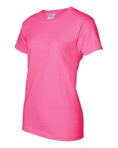 Gildan - Ultra Cotton Women's T-Shirt - 2000L