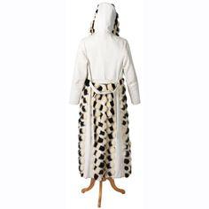 CASINO – Ginger McKenna (Sharon Stone) vintage coat and bodysuit