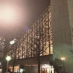 #building #structure #outdoorlight #tokyo