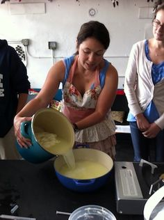 What to do with the whey after making yogurt or cheese