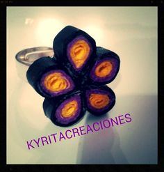Anillo quilling