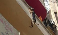 She Had Been Chained To A Balcony Forever…So She Did Something Heartbreaking