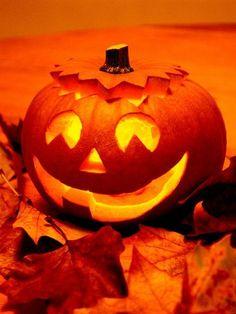 Šablony na vyřezávání a dlabání halloweenských dýní