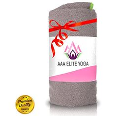 PREMIUM MICROFIBER HOT YOGA mat Towel 24X72.Machine Wash.Slip Resistant Safety Towel,100% Satisfaction Guarantee for Bikram, Ashtanga,Hot Yoga Etc. Eco-Friendly, Bonus eBook Helps Cure Back Pain *** You can get more details by clicking on the image. (This is an affiliate link) #ExerciseFitness