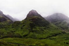 One Sister - One of the Three Sisters in Glen Coe