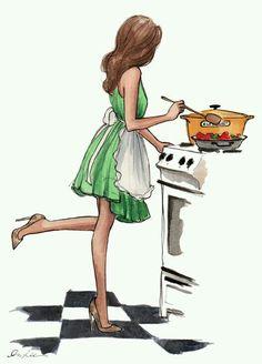 Cozinhaterapia♥