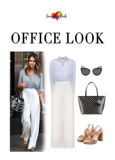 Jessica Alba Outfit, Jessica Alba Casual, Look Office, Office Looks, Work Casual, Casual Chic, Spring Work Outfits, French Chic, Trends