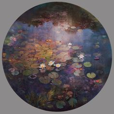 New Mixed Media Landscapes and Still Lifes That Merge Photography and Impressionism by Stev'nn Hall   Colossal