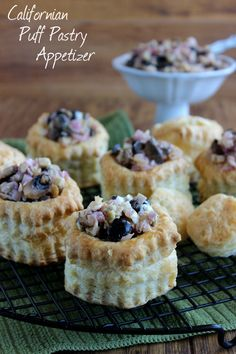 ... puff pastry tart greek puff pastry appetizers with kalamata olives
