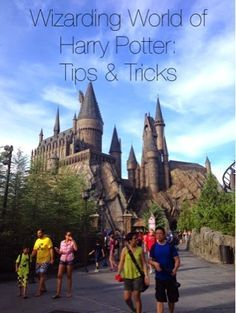 Easy As DIY: Tips: 10 Tips & Tricks for the Wizarding World of Harry Potter