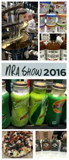 National Restaurant Show Trend Report 2016