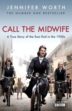 Reading the books before watching the series...hopefully I'm not disappointed! (The first book is a wonderful look into the history of midwifery in East End London, btw!)