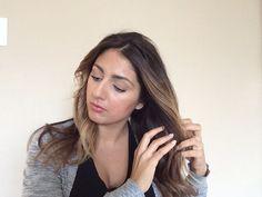 Melissa Gorga copycat hair tutorial www.KristleJones.com