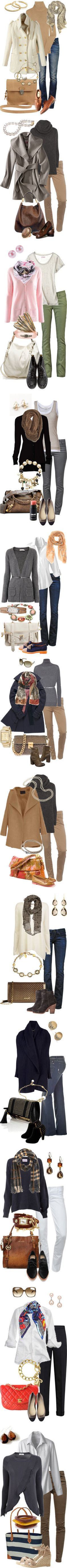 """Classic Chic"" by simple-wardrobe ❤ liked on Polyvore"