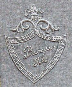 Em's Heart Antique Linens -Madeira Embroidery Presque Isle