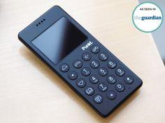 Punkt MP 01 Mobile Phone by Jasper Morrison - Chaplins
