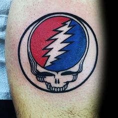 Discover deadhead ink inspiration with the top 50 best Grateful Dead tattoo designs for men. Explore cool dancing bears and rock band ideas. Grateful Dead Tattoo, Grateful Dead Bears, Rock Bands, Grateful Dead Merchandise, Bear Tattoos, Cool Tats, Dead Man, Skin Art, Tattoo Designs Men
