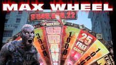 This is a slot machine MAX WHEEL bonus on the Walking Dead slot machine!  $0.75 Minimum Bet and a BIG WIN!  #boomshakalaka #slotmachine #lasvegas #casino #slotwin #slotvideo #vegasbaby #vegas #slotmachinebonus