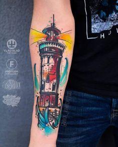 40 Graphic Watercolor Tattoos by Vika KIWI 40 grafische Aquarell-Tattoos von Vika KIWI Bull Tattoos, Tattoos Skull, Body Art Tattoos, New Tattoos, Tattoos For Guys, Sleeve Tattoos, Modern Tattoos, Unique Tattoos, Tattoo Grafik